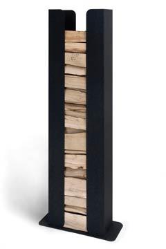 Akcesoria kominkowe marron kominki - Range buche interieur design ...
